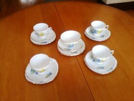 Royal Crown bone china tea set