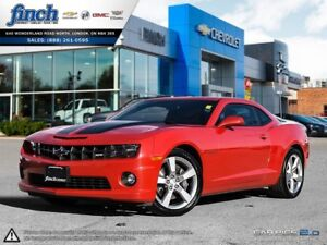 2012 Chevrolet Camaro 1SS COUPE MANUAL