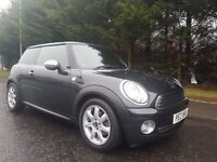 SEPTEMBER 2007 MINI COOPER 1.6 PETROL 6SPEED FACELIFT PAN-ROOF EXCELLENT CONDITION MOT OCTOBER 2017!