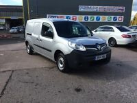2014 RENAULT KANGOO 1.5 DCI MAXI LWB VAN,5 SEATER 1 OWNER,FULL SERVICES HISTORY,NEW CAM BELT