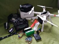 Swap qrx350 Pro quadcopter with loads of extras