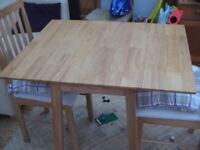 Dinning Table and chairs