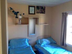 10-14 September caravan hire for £180 at Cala Gran Fleetwood