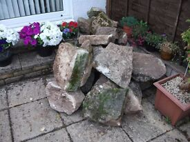 Large and Small Rockery Stone For Sale - £30