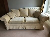 Large sofa from Laura Ashley 3 seater