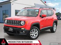 2016 Jeep Renegade North REDUCED | 4X4 | HEATED SEATS | BACKU...