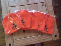 5xBrand new in wrappers ginger grouse beanie hats