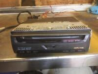 Alpine DVA-520SP DVD Video CD CD Player Ai-NET