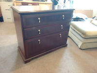 Stag Meredew 3 Drawer Chest