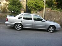 Silver Volvo S70 2.4 ~ Year 2000 (Spares or Repairs)