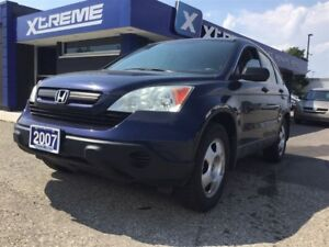 2007 Honda CR-V LX/ ACCIDENT FREE/ CAR-PROOF ATTACHED