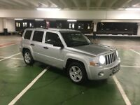 2008 JEEP PATRIOT 4X4 SPORT EXCELLENT CONDITION MAY PX OR SWAP FOR AUTO