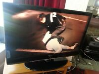 samsung le40m87bd 40 inch lcd tv, spares or repairs