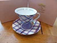 The Leonardo Collection, Cup and Saucer