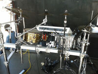 Drum rack