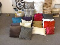 45top quality assorted cushions