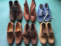 GOOD QUALITY SHOES AND BOOTS SIZE 9/43