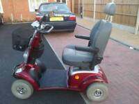 ROAD LEGAL 8MPH KYMCO MOBILITY SCOOTER