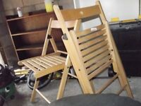 Wooden garden foldable chairs, outdoor, seat,