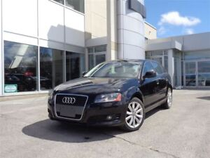 2010 Audi A3 Only 67K KMS! 2.0T (S tronic), Panoramic