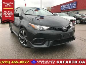 2016 Scion iM CVT | ONE OWNER | CAM | BLUETOOTH