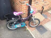 """Monster High 16"""" Bike"""