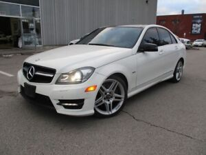 2012 Mercedes-Benz C-Class C350 4MATIC FULLY LOADED