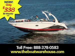 2016 four winns HD 270SS Mercruiser 350HP  Trailer Toilet