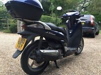 Great Honda SH300i scooter. Good condition with back box and alarm. Selling due to Trade up to a 750