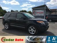 2013 Ford Explorer Limited 4x4 V6 Loaded London Ontario Preview