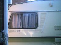 ABBEY GT 2 BERTH TOURING CARAVAN