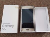 Samsung Galaxy S6 Gold Unlocked 32GB