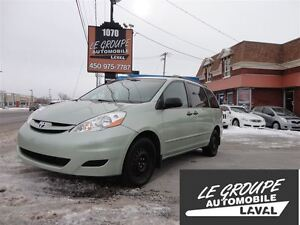 2008 Toyota Sienna CE  AWD.DVD.EXELL. COND.FINENCEMENT