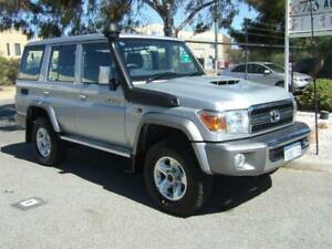 2016 Toyota Landcruiser GXL V8 Turbo Diesel Wagon Malaga Swan Area Preview