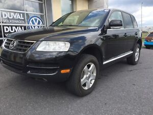 2007 Volkswagen Touareg V6 TOIT CUIR 4MOTION AWD EXTRA CLEAN