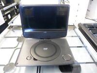 LOGIK 9 inch Portable DVD Player