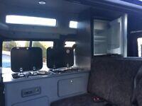 Compact campervan Fiat dublo
