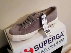 Superga Women's Sneakers UK Size 6 BRAND NEW