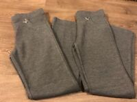 Brand new 2 pairs of girls school trousers age 9-10 years