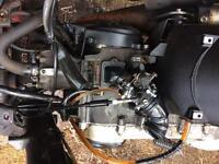 Gilera runner 70 cc engine