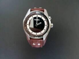 Fossil designer watch