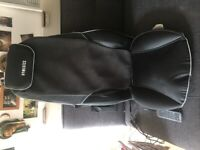 Hardly ever used homedic shiatsu massage chair