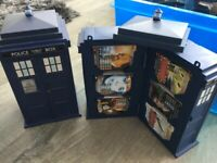 Doctor who tardis and cards