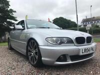 BMW E46 2004 318i Convertible Facelift £1250