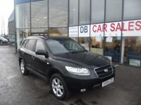 DIESEL ! AUTOMATIC ! 7 SEATER ! 2009 09 HYUNDAI SANTA FE 2.2 GSI CRTD 5D 153 BHP GUARANTEED FINANCE