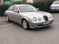 Jaguar S-Type 3.0 V6 SE 4dr, Only 65000 Miles with Extensive history, Please read description