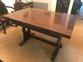 FAMILY REFECTORY TABLE