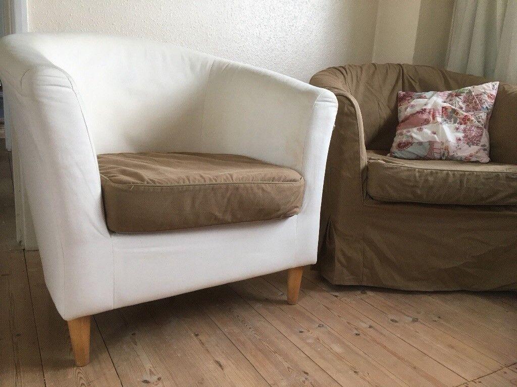 Ikea Tub Chairs | in Bude, Cornwall | Gumtree