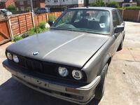 bmw e30 316 coupe 2 door f reg classics