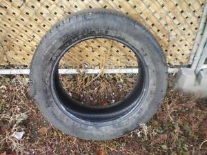 1 Nokian Entyre Tire * 225 55R17 101V XL * $30.00 .  M+S / All Season Tire